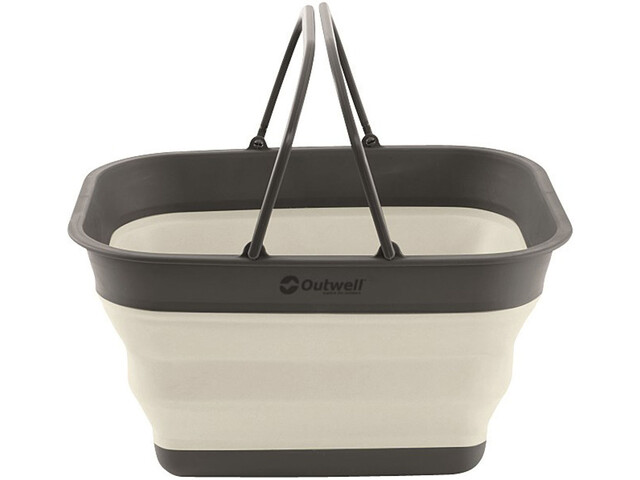 Outwell Collaps - Sac - with Handle gris/blanc